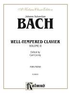 The Well Tempered Clavier  Volume II PDF
