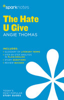 The Hate U Give Sparknotes Literature Guide Book PDF