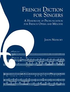 French Diction for Singers Book