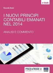 I nuovi principi contabili emanati nel 2014