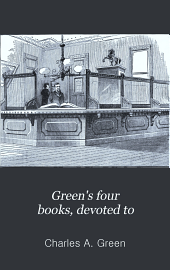 Green's Four Books, Devoted to: How we made the old farm pay. Peach culture. How to propagate fruit plants, vines and trees. General fruit instructor, Volume 1