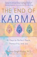 The End of Karma PDF