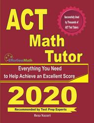 Act Math Tutor Book PDF