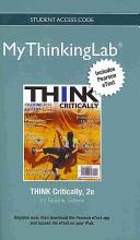 Think Critically MyThinkingLab Access Code