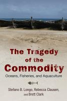 The Tragedy of the Commodity PDF