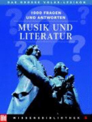 Musik und Literatur PDF
