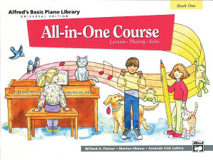 Alfred S Basic All In One Course Universal Edition Book 1 Book PDF