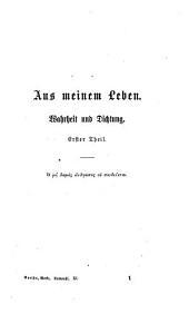 Goethes ausgewählte Werke: Band 11