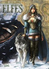Elfes T07: Le Crystal des Elfes sylvains