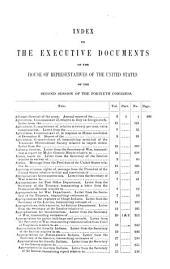 House Documents: Volume 1; Volume 210; Volume 256