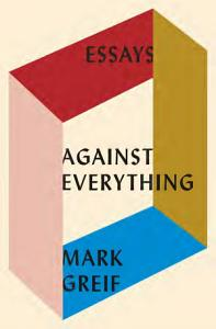 Against Everything Book