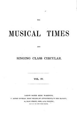 The Musical Times and Singing class Circular PDF