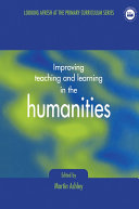 Improving Teaching and Learning in the Humanities
