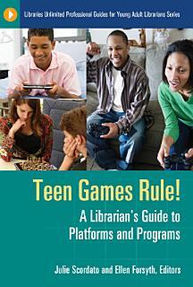 Teen Games Rule  Book