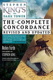 Stephen King s The Dark Tower Concordance Book