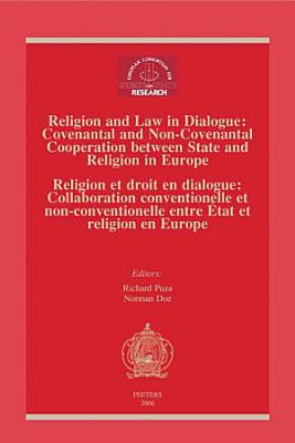 Religion Et Droit en Dialogue PDF