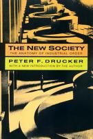 The New Society PDF