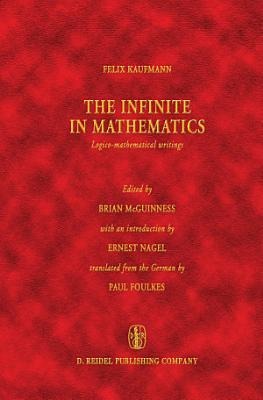 The Infinite in Mathematics PDF