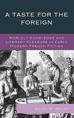 A Taste for the Foreign PDF