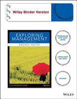 Exploring Management  Binder Ready Version PDF