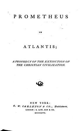 Prometheus in Atlantis PDF