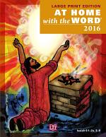 At Home with the Word ® 2016 - Large Print Edition