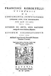 De convenientia supputationis Livianae ann. cum marmoribus Rom. quae in capitolio sunt