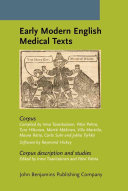 Early Modern English Medical Texts PDF