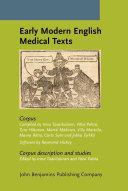 Early Modern English Medical Texts
