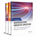 Handbook of Aggregation-Induced Emission, 3 Volume Set