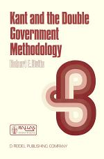Kant and the Double Government Methodology