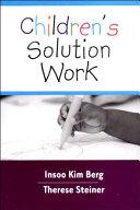 Children's Solution Work