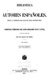 Biblioteca de autores españoles: Volumen 42