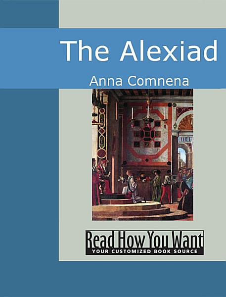 Download The Alexiad Book
