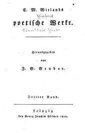 Sammtliche Werke: Poetische Werke