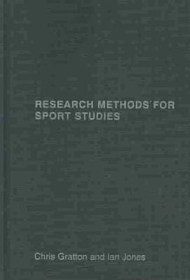 Research Methods for Sport Studies PDF