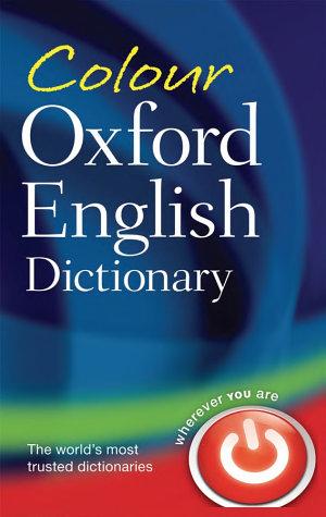 Colour Oxford English Dictionary
