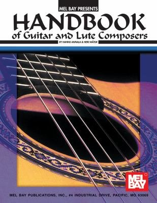 Handbook of Guitar and Lute Composers PDF