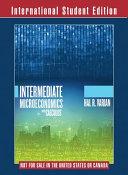 Intermediate Miceoeconomics with Calculus a Modern Approach Workouts in Intermediate Microeconomics for Intermediate Microeconomics PDF