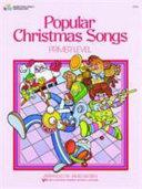 Popular Christmas Songs Primer Level PDF