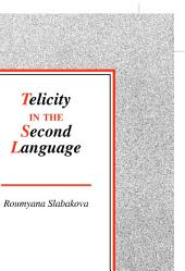 Telicity in the Second Language