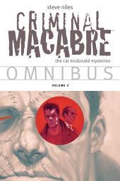 Criminal Macabre Omnibus Volume 3: Volume 3