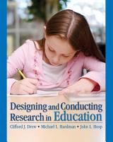 Designing and Conducting Research in Education PDF