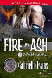 Fire and Ash [Midnight Matings 3]