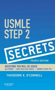 USMLE Step 2 Secrets Book