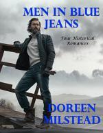 Men In Blue Jeans: Four Historical Romances