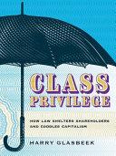 Class Privilege