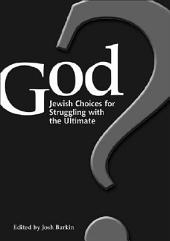 God: Jewish Choices for Struggling with the Ultimate