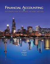 Financial Accounting: An Introduction to Concepts, Methods and Uses: Edition 14