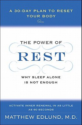 Download The Power of Rest Book